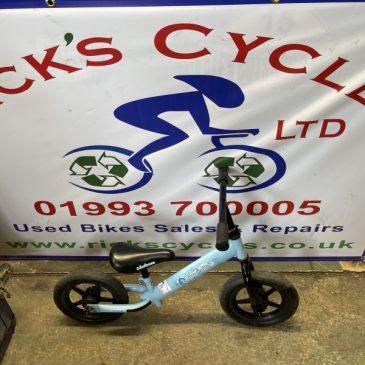 ibalance Balance bike. (Blue) £10