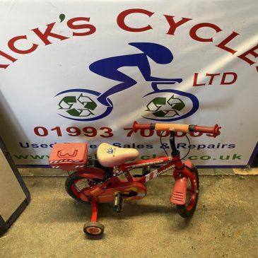 """Apollo Fire Chief 12"""" Wheel Boys Bike. £30"""