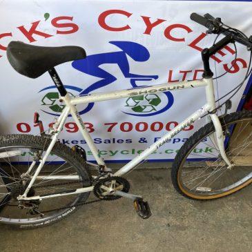 "Shogun Trail Breaker 23"" Frame Mountain Bike. £50"