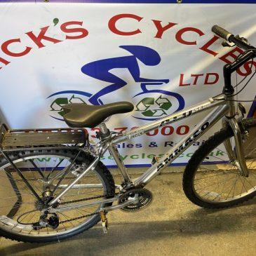 "Ammaco ALU se 16"" Frame Mountain Bike. £95"