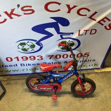 "Huffy Patriot 12"" Wheel Boys Bike. £30"