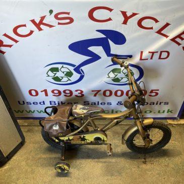 """Apollo Rodeo 14"""" Wheel Boys Bike. £40"""