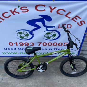 "StreetFox Extinct 20"" Wheel BMX Bike. £50"