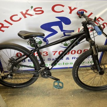 "Carrera Vengeance 16"" Frame, 27.5"" Wheel Mountain Bike. £250"
