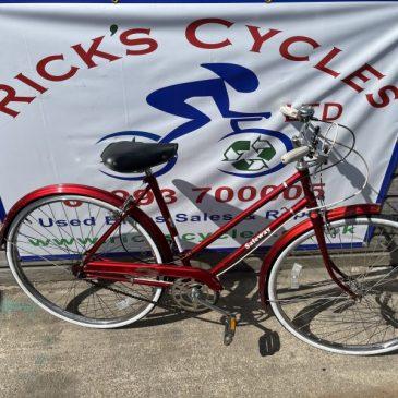 """Elswick Hopper 20"""" Frame Ladies Town Bike. 140"""
