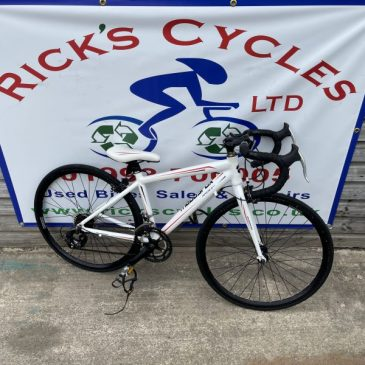 "MuddyFox Race 24 25"" Wheel Road Bike. £125"