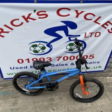 "UrbanGorila Squared 18"" Wheel Boys Bike. £50"