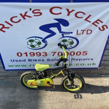 "Apollo Claws 14"" Wheel Boys Bike. No2 £30"