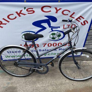 "BSA Metro 20"" Frame Ladies Town Bike. £120"