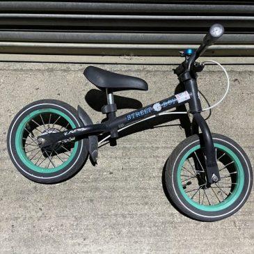 "Avigo Street Boy Balance 12"" wheels. £15"