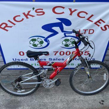 """Apollo Excel 24"""" Wheel Mountain Bike. £50"""