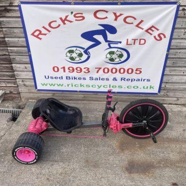 Kids 3 Wheel Trike Bike. £100