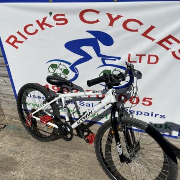 "B-Twin Rockrider 300 24"" Wheel Bike. £75"