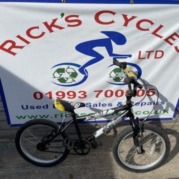 """Nitro 18"""" Wheel BMX Bike. £30"""
