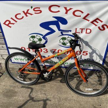 "Raleigh Max 24"" Wheels Girls Mountain Bike. £75"