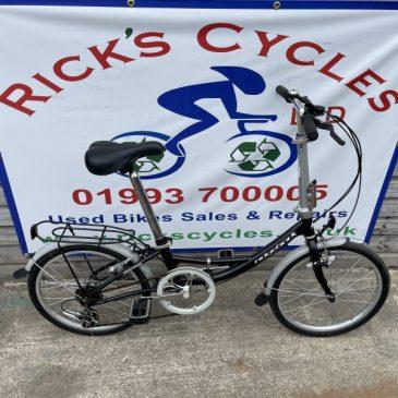 "Ridgeback Ambassador Folding 20"" Wheel Bike. £175"