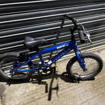 """Ridgeback MX16 16"""" Wheel Boys Bike. £40"""