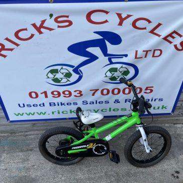 "FreeStile 16"" Wheel Mountain Bike. £40"