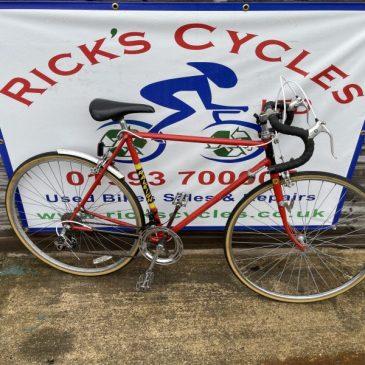 """Raleigh Europa 21.5"""" Frame Gents Road Bike. Refurbished!! £160"""