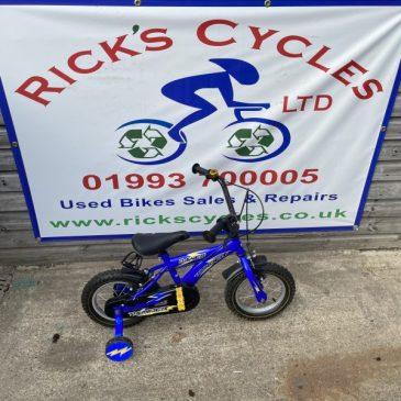 """Dawes Thunder 12"""" Wheel Boys Bike. £45"""