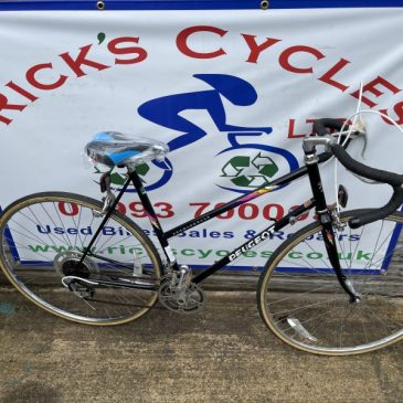 """Peugeot Premier elle 21.5"""" Frame Ladies Road Bike. £175"""
