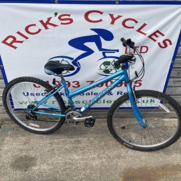 """Falcon Horizon 17"""" Frame Ladies Mountain Bike. £100"""