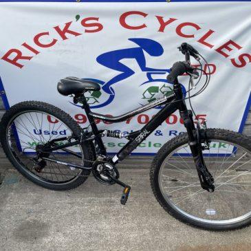 """Apollo Spiral 17"""" Frame Mountain Bike. £150"""