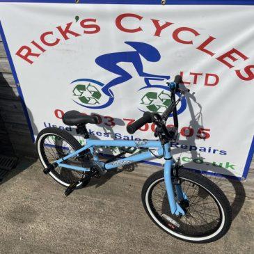 "VooDoo Zaka 20"" Wheels BMX Bike. £120"