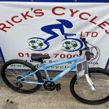 "Piranha Airborne 24"" Wheels Mountain Bike. £75"