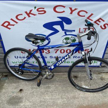 "Giant Rock SE 19"" Frame Mountain Bike. £150"
