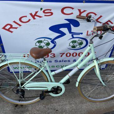 """Cross Milly 17"""" Frame Ladies Town Bike. £125"""
