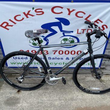 """Boardman 21.5"""" Frame Road Bike. £275"""